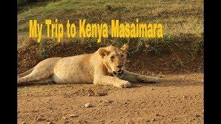 My kenya trip| Trip to Masaimara and many more|Beauty withrovina