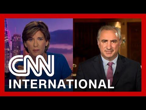 CNN presses Israeli ambassdor to UAE on Abraham Accords