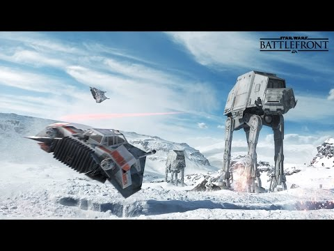 Star Wars Battlefront Missions Reveal   Co Op Gameplay