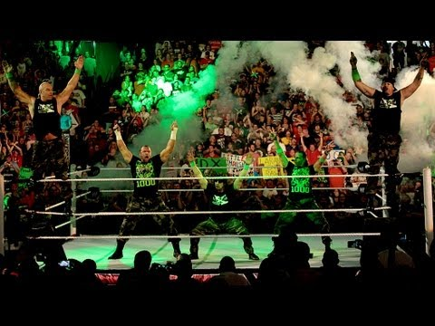 DX reunites on Raw's 1,000th episode: Raw, July...