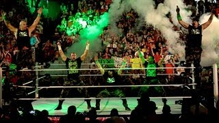 DX reunites on Raw