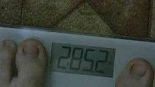 Weight Loss Journal: Weigh-In 7