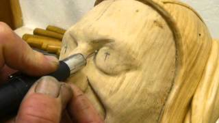 Wood Carving - Ten - Ian Norbury