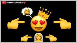 Emoji Whatsapp Status Youtube
