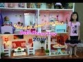 The Fascinating American Girl® Dollhouse Tour 2014