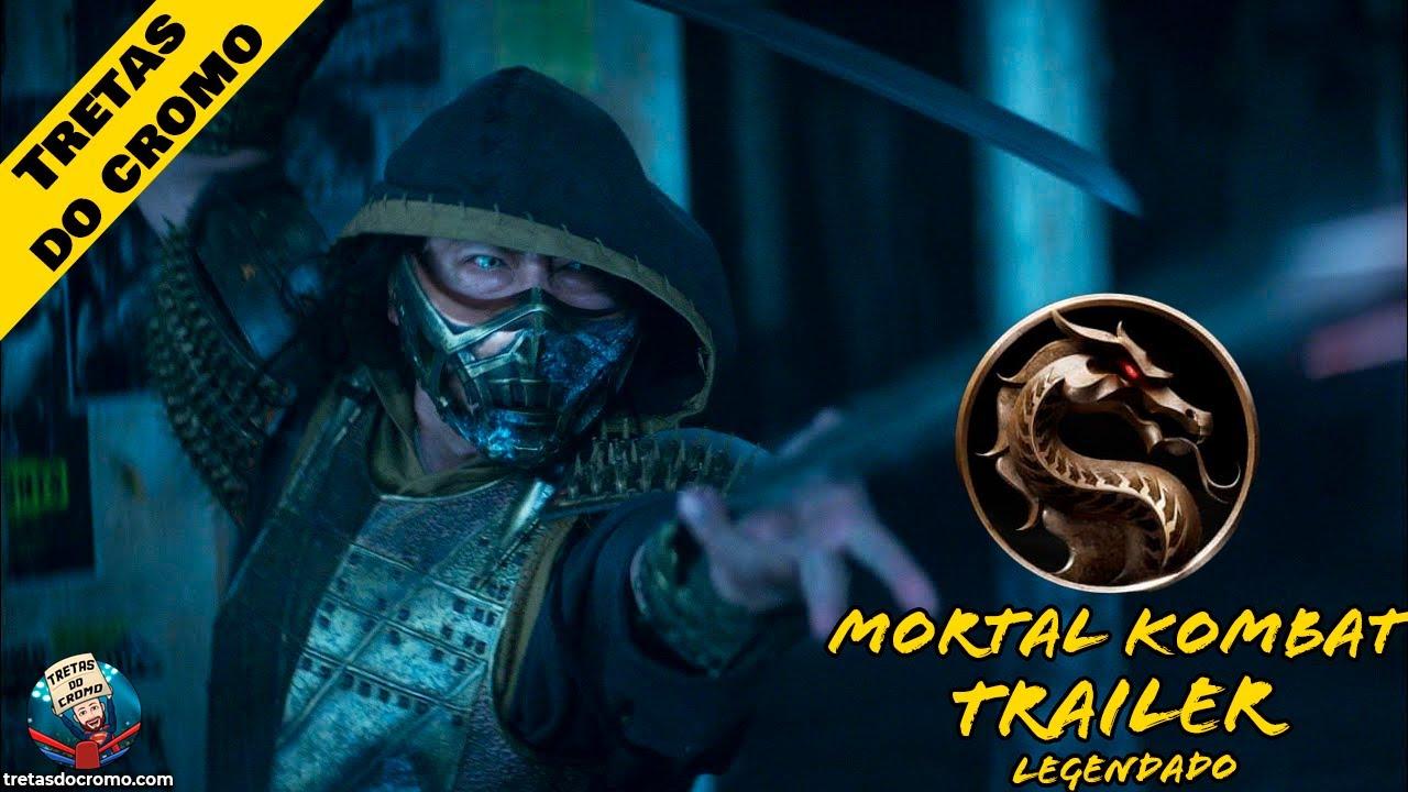 Mortal Kombat recebe o primeiro trailer