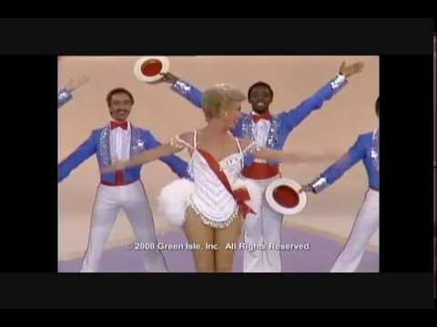 Mitzi Gaynor Doing a Snappy Doodle Dandy Dance