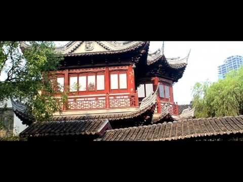 SISU Summer Camp 2015: my trip to Shanghai