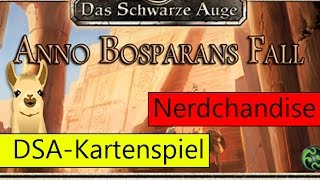 Anno Bosparans Fall (Kartenspiel) / Nerdchandise / SpieLama