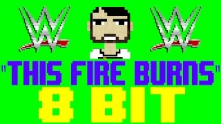 This Fire Burns [8 Bit Cover Tribute to CM Punk & Killswitch Engage] - 8 Bit Universe