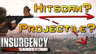 The Great Ballistics Mystery! Insurgency Sandstorm Beta