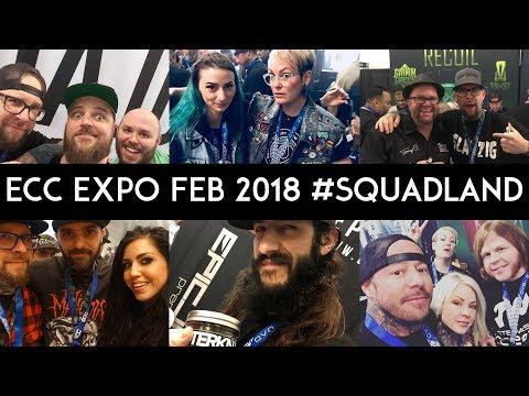 ECC FEB 2018 ~ SQUADLAND FUN