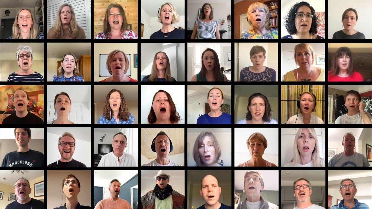 Shallow (from A Star Is Born) - North Kingston Choir