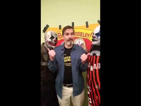 Bill Moseley supports GRIN