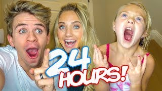 Everleigh Says YES to EVERYTHING we say for 24 Hours!!! (Hilarious Public Dares)