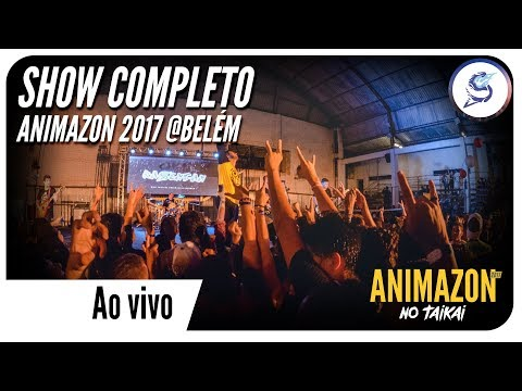BANDA RASENGAN LIVE AT ANIMAZON 2017 (FULL SHOW)
