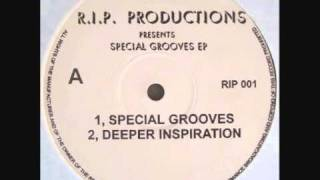 R.I.P. Productions - Special Groove