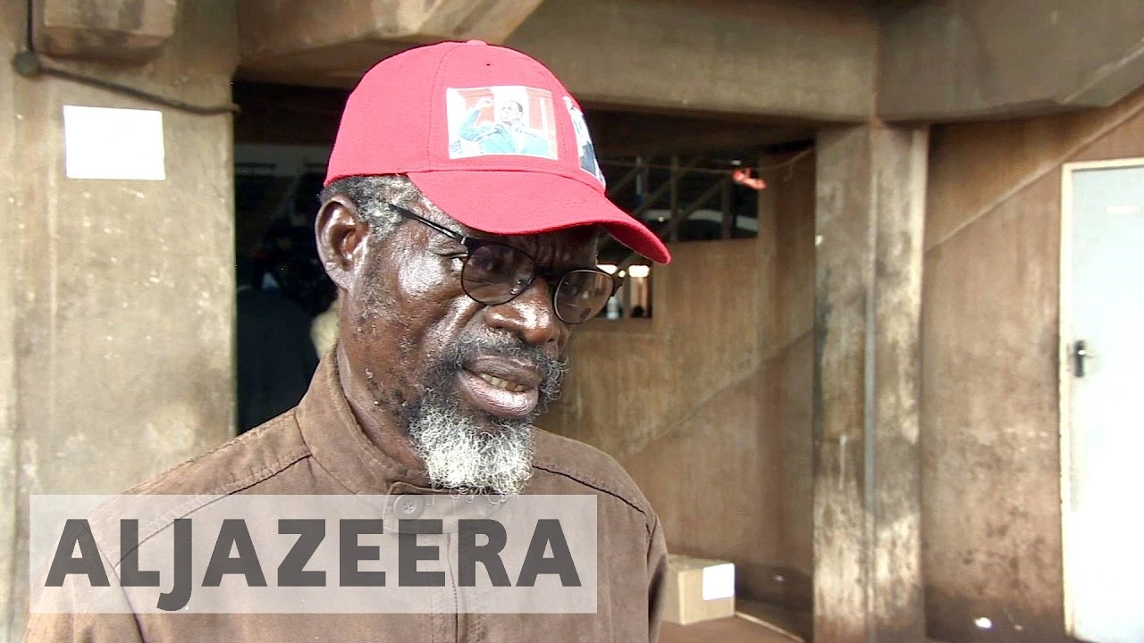 Zimbabwe's war veterans speak out against Mugabe