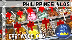 Eastwood City Philippines - Bar Dolce Gelato