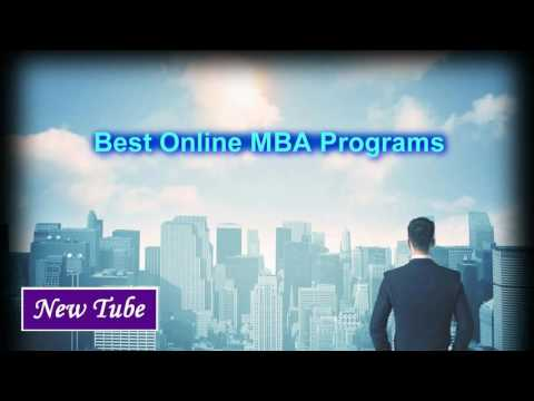 Accredited Online MBA Programs | Online Masters Degrees
