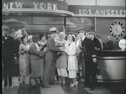 Rudy Vallee and great tap dancers  From 1935