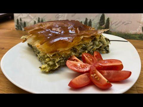 Spanakopita – Griechisch Kochen leicht gemacht