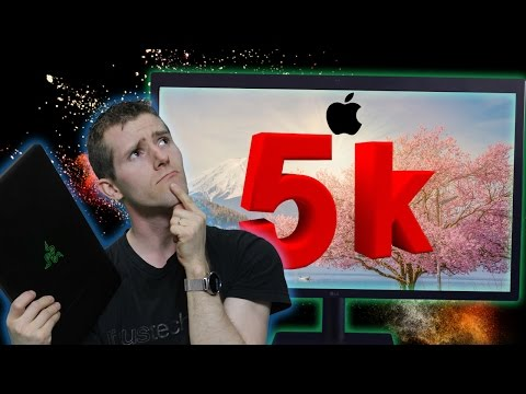 LG 5K Display for Mac - A PC User's Perspective