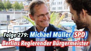 Berlins Regierender Bürgermeister, Michael Müller (SPD) - Jung & Naiv: Folge 279
