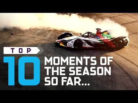 Best Moments Of The Season! | ABB FIA Formula E Championship