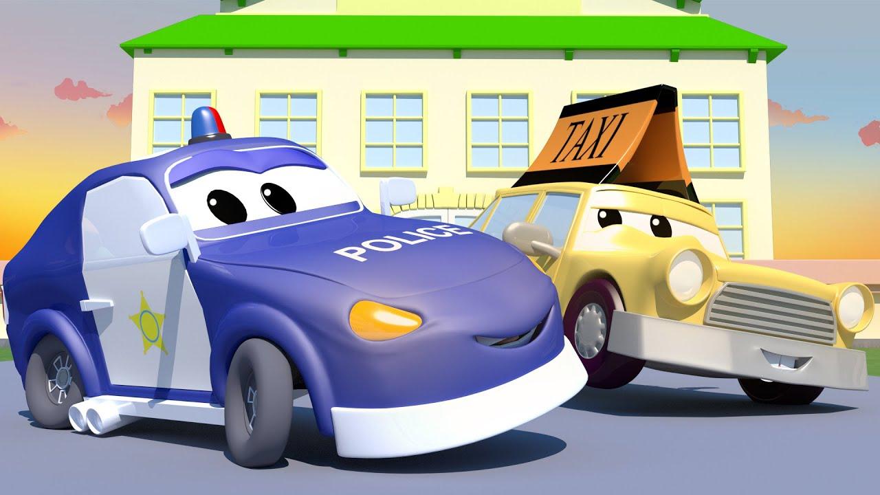 die kleinen autos in car city der wettkampf autopolis lastwagen zeichentrickfilme f r. Black Bedroom Furniture Sets. Home Design Ideas