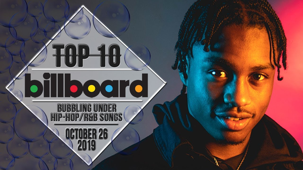 Top 10 • US Bubbling Under Hip-Hop/R&B Songs • October 26