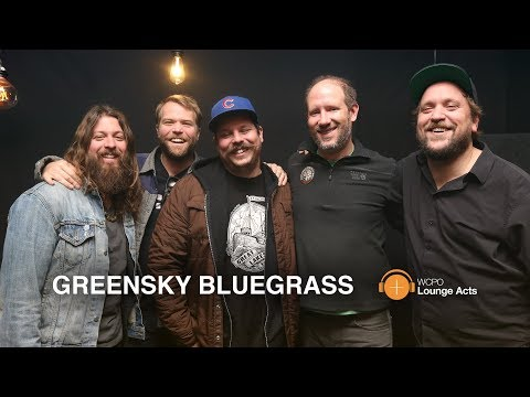 Greensky Bluegrass - Full Performance | WCPO Lounge Acts