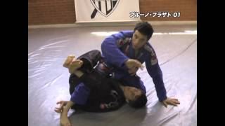 Bruno Frazatto – Deep Half Guard Counter