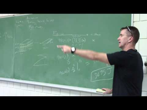 Lecture #3 Part 1  Ch #6.4 Work. Ch #6.5 Average Value Of A Function. Ch #7.1 Integration By Parts.