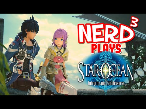 Nerd³ Plays... Star Ocean: Integrity and Faithlessness - JRP