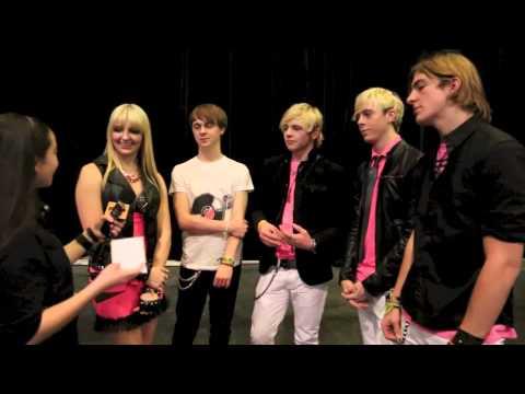 R5 Interview with Pavlina 2012 Orlando, FL