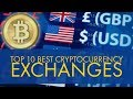 top 10 cryptocurrency exchanges for cryptocurrency trading like bitcoin & ethereum