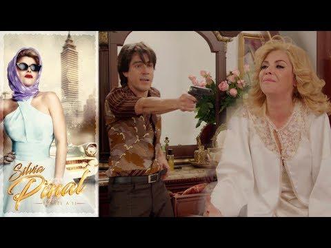 Silvia Pinal, frente a ti - Capítulo 15: Felipe amenaza a Silvia con un arma | Televisa