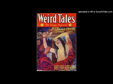 Robert E. Howard - Horror Stories - The Valley Of The Lost