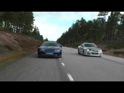 Superior Imports democars dragracing 12/9-09