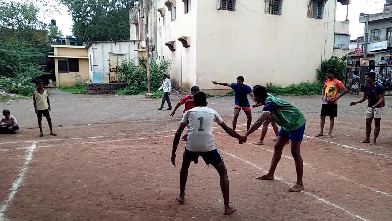 Download Kabaddi high jump skill