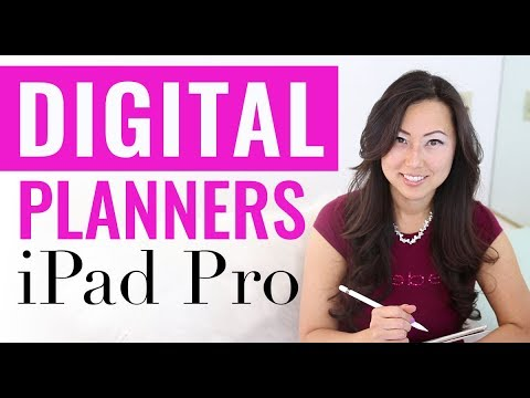 How to Use Your iPad Pro as a Digital Planner