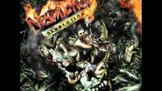Destruction - Shellshock (TANK cover)