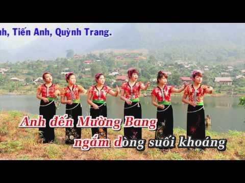 [HD] Karaoke Mời anh về Phù Yên quê hương em ( Karaoke by Kgmnc )