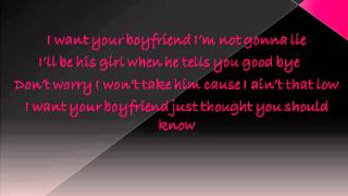 Boyfriend-Raelynn- The Voice (Lyrics)