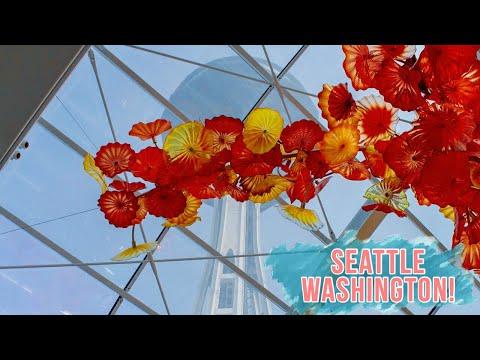 TRAVEL VLOG | SEATTLE, WASHINGTON | PART 1