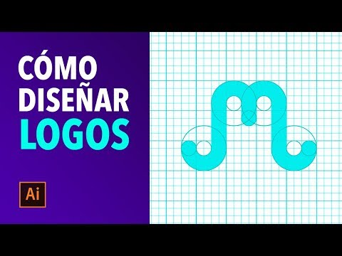 Construction techniques to create logos, isotypes, icons or pictograms