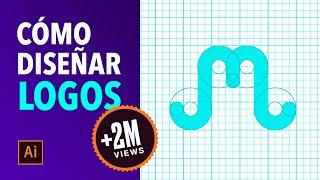 Técnicas de construcción para crear logotipos, isotipos, iconos o símbolos // Marco Creativo