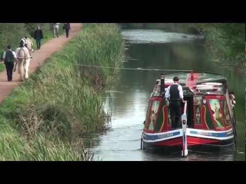 Tiverton Canal Company Celebrate BBC Countryfile Calendar 2012