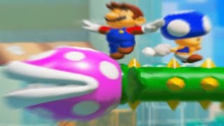 Blue Mario's Biggest Mistake